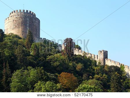 The Rumeli Fortress, Turkey
