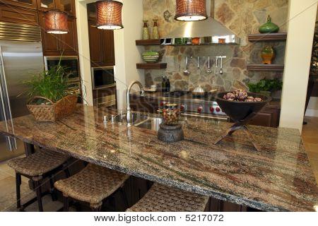 Luxury home Küche