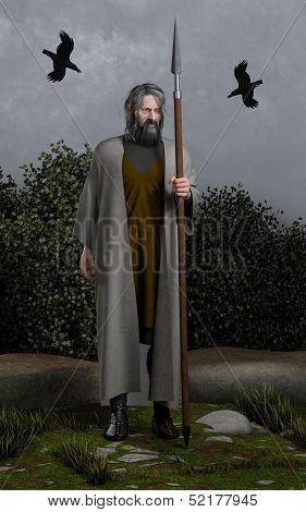Odin the Allfather