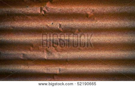 Rusty Old Metal