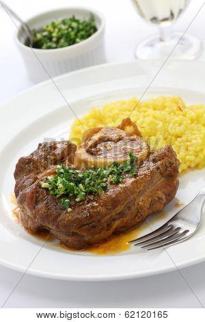 alla milanese, italian cuisine