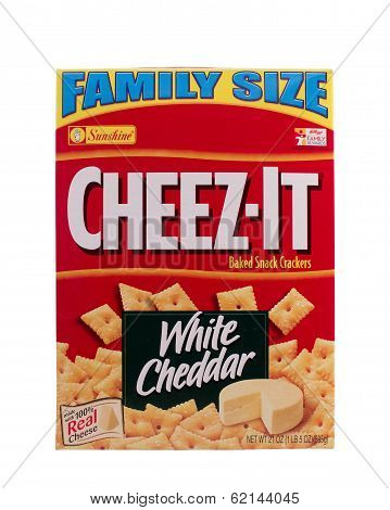 Cheez-it Snack Crackers