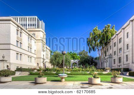 Caltech Main Entrance