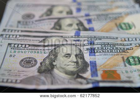 Money - Hundreds