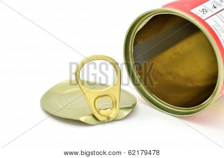 Cap Of Tin Can