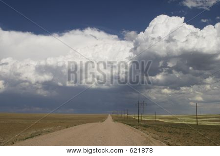 Stormy Road II