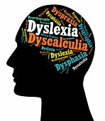 Although there have been no studies to indicate an accurate percentage it is believed that Learning Disabilities (LD) affect between 5 and 10 percent of the population. The most common are: Dyslexia Dysgraphia Dysphasia Dyspraxia Dyscalculia and Dysorthog poster