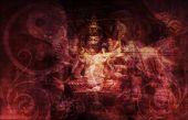 Vesak Day or Wesak Day Birth of Buddha poster