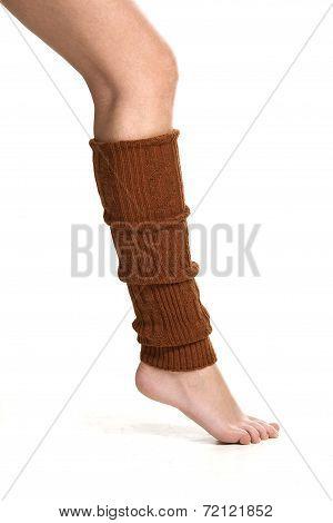 Brown cuff