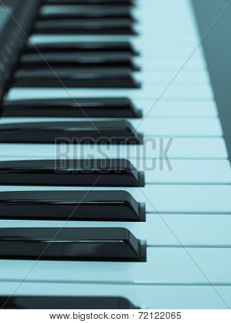 Music Keyboard Keys