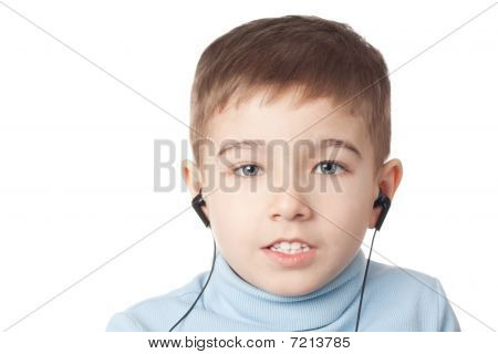 Boy In Earphones
