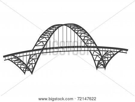 Fremont bridge drawing