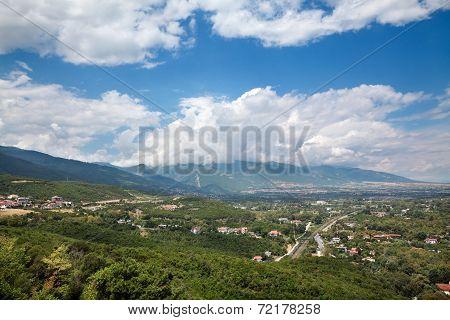 Olympus Region Greece