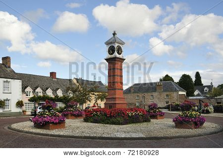 Usk Clock Tower