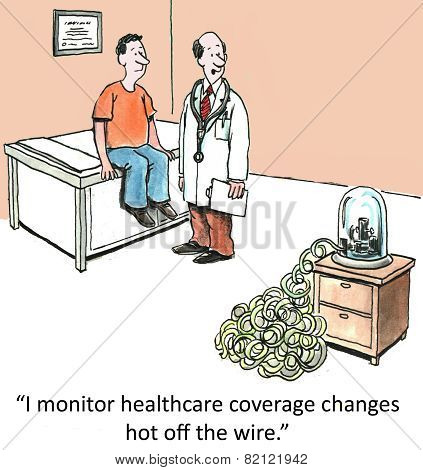 Healthcare Coverage Changes