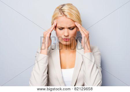 Terrible Headache.