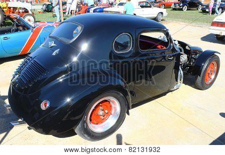 unusual old car