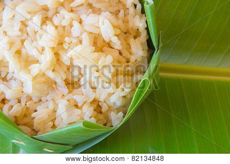 GA BA rice or Germinated brown rice
