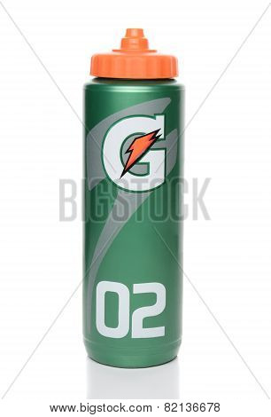 Gatorade Plastic Bottle