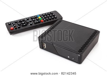 Android Tv Set Top Box Receiver