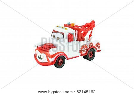 Toyko Mater Toy Car  Japan Version A Main Protagonist Of The Disney Pixar Feature Film Cars.