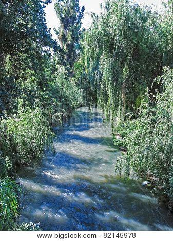 Maule River, Chile