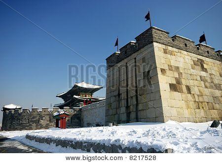 Korean Fortress Hwaesong