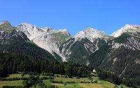 Austrian Alps (Landscape)