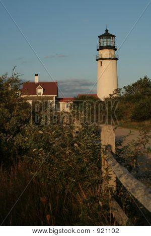 Cape Cod Lighthouse 2