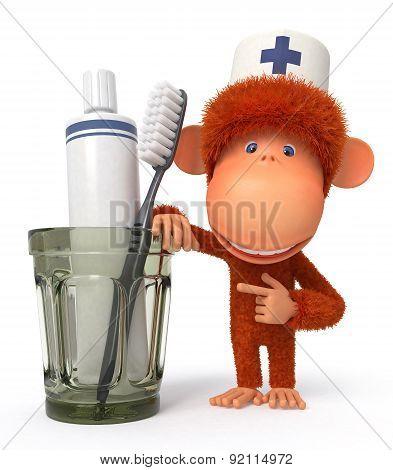 3D Monkey Doctor