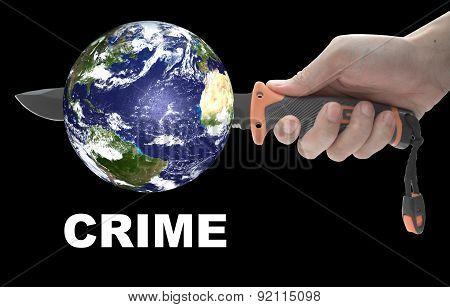 Crime the World