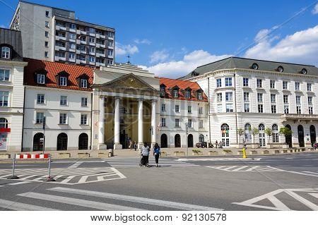 Church Parish Creative Environments In Warsaw