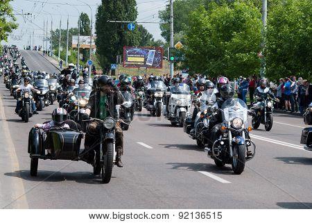 International Festival Of Bikers.