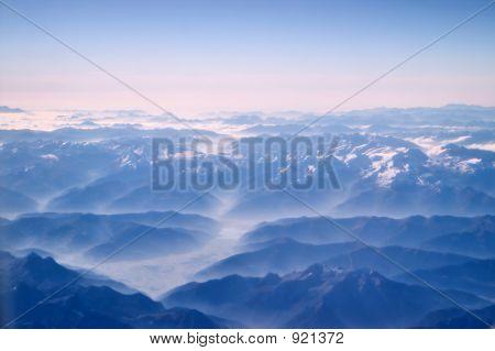 The Autumn Mountains