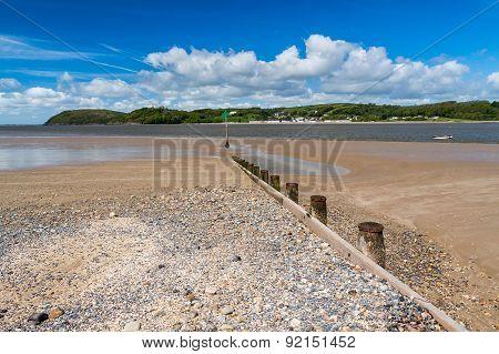 Ferryside Wales Uk