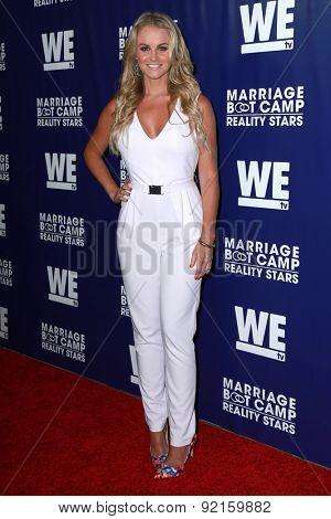 LOS ANGELES - MAY 28:  Jordan Lloyd at the WE tv's
