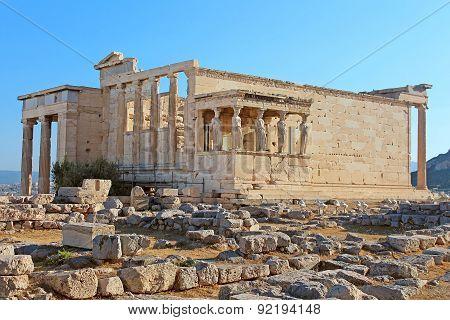 Erechtheum, Athens