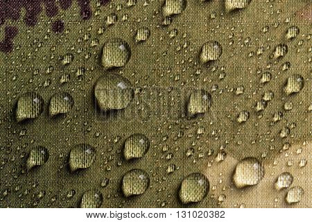 Camouflage Waterproof Textile