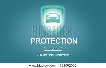 Protection Privacy Policy Private Unsuenace Concept
