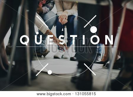 Question Ask Problem Solution Solve Concept