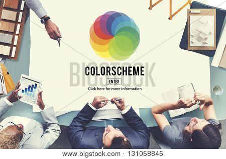 Color Creativity Color Codes Colorscheme Concept