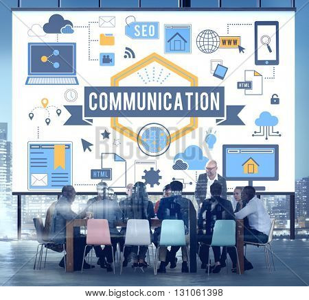 Communication Conversation Talking Connection Concept