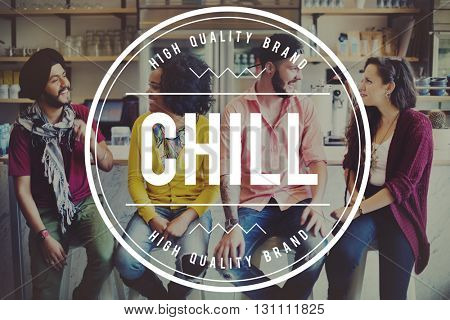 Chill Chilling Relax Relaxation Free Concept