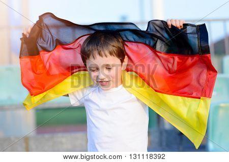 Little Boy - Germany National Football Team Fan