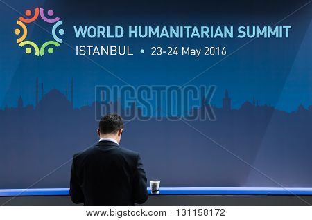 World Humanitarian Summit, Istanbul, Turkey, 2016
