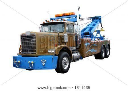Servicio de camión de auxilio