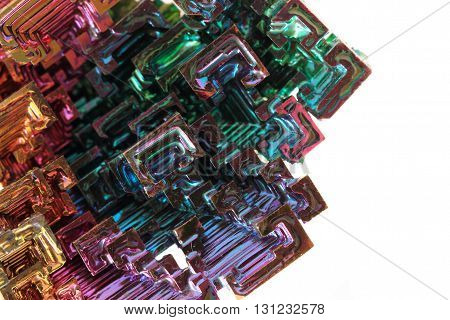 Bismuth - Rainbow Metal Texture