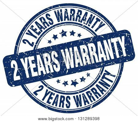 2 years warranty blue grunge round vintage rubber stamp.2 years warranty stamp.2 years warranty round stamp.2 years warranty grunge stamp.2 years warranty.2 years warranty vintage stamp.
