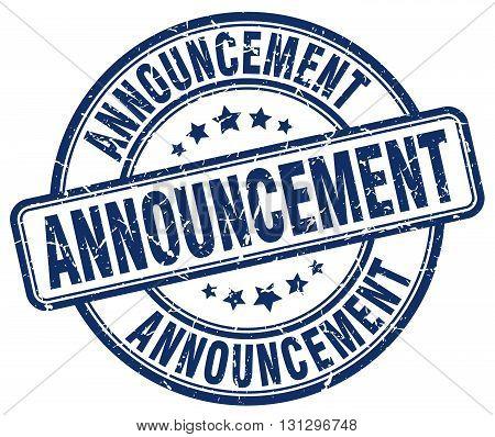 announcement blue grunge round vintage rubber stamp.announcement stamp.announcement round stamp.announcement grunge stamp.announcement.announcement vintage stamp.