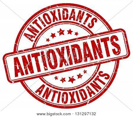 antioxidants red grunge round vintage rubber stamp.antioxidants stamp.antioxidants round stamp.antioxidants grunge stamp.antioxidants.antioxidants vintage stamp.